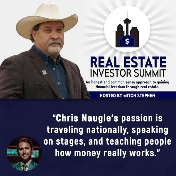 Real Estate Investor Summit Podcast How Money Really Works with Chris Naugle